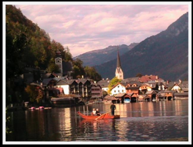 Beautiful Austria and why I won't visit again