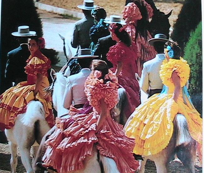 Horse Fair Jerez Spain