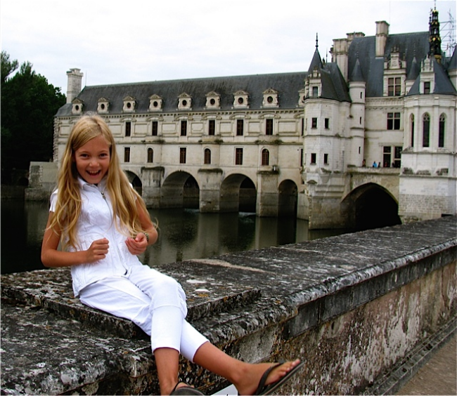 Mozart at Chenonceau, Loire Valley