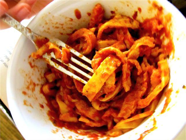 IMG_7494Paleo Pasta Recipe (Grain-Free & Gluten-Free)
