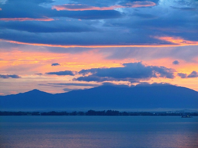Stunning Sunrise Photo