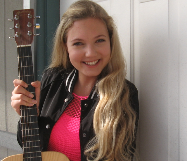 Singer, songwriter, actress 16 Year Old Mozart Dee's TED Talk & Keynote Speech in UK