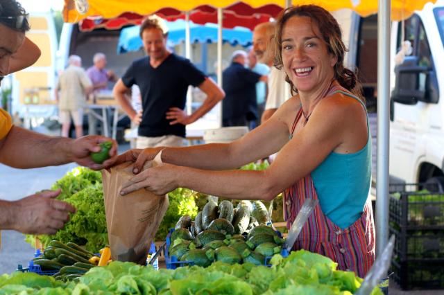 Best Provence Farmers' Market