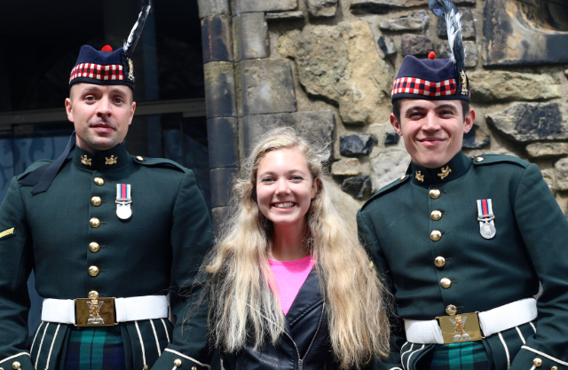 Visit Edinburgh Fringe and The Royal Edinburgh Military Tattoo