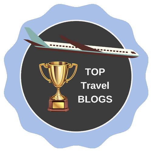 Soultravelers3 wins another top travel blog award!