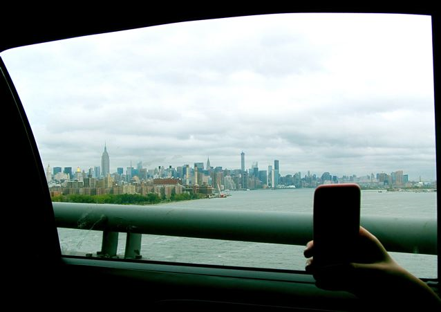 beautiful NYC view