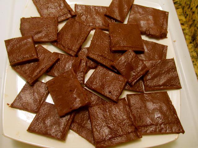 Yum! Healthy chocolate candy recipe