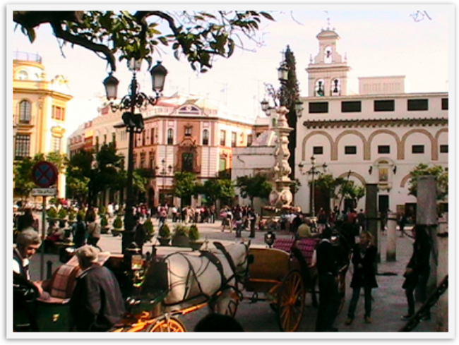 Seville  - prettiest city in the world?