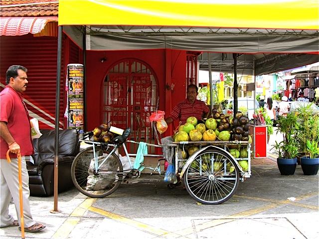 funny Colorful Rickshaw Art Photo