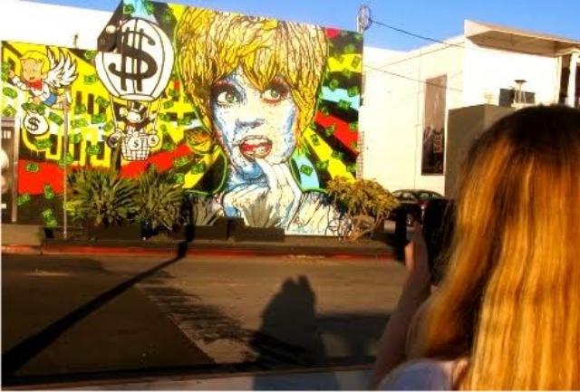 LA without a car - saving money