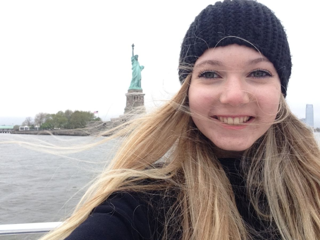 New York City Travel for Teens!  ( Mozart & Statue of Liberty)