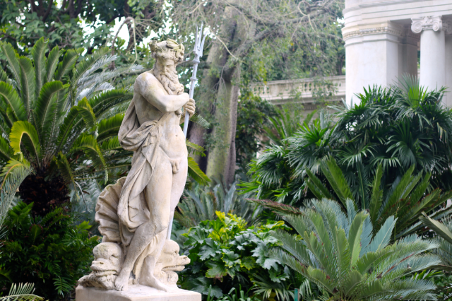 Visiting the Huntington Botanical Gardens in Pasadena