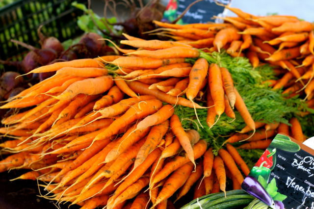 Best Provence Farmers' Market  - carrots photo