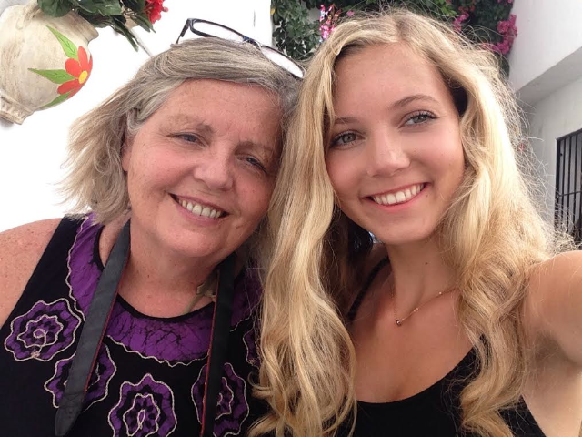 Best Mother - Daughter Trip!  Life Changing Adventures! Mozart and mom