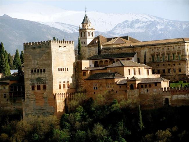 Vist Granada and Alhambra