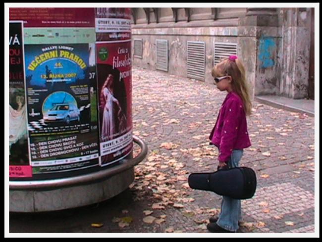 Stunning Fall Colors Around the World! Prague