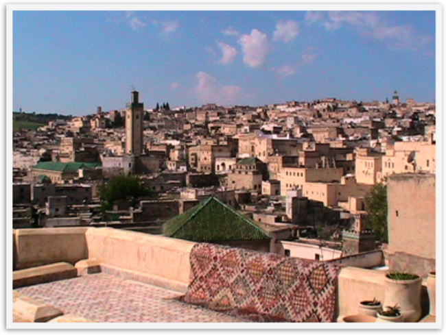 FEZ, MOROCCO - Best Places to Travel in 2015