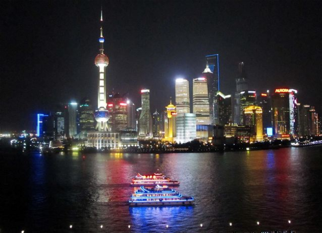 Best Places to Travel in 2015 - Shanghai