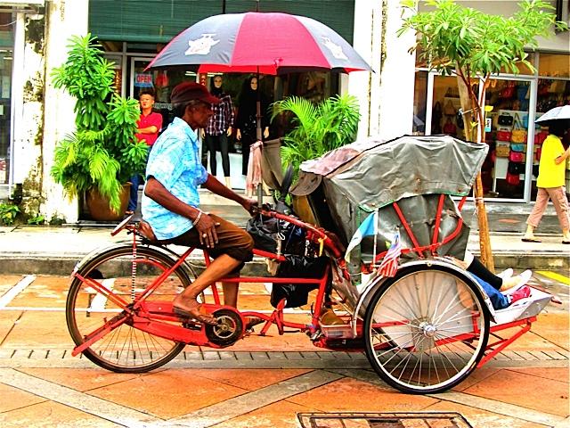 Fabulous Colorful Rickshaw Art Photo Essay