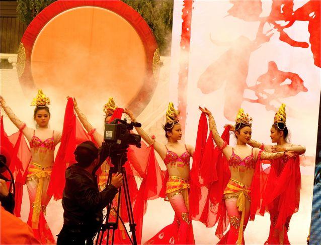 Chinese New Year in Asia 农历新年 春节