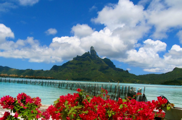 Bora Bora Tahiti beauty