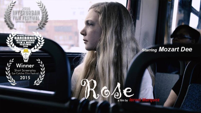 """Mozart Dee Won Best Actress Award for the Film """"Rose""""!!"""