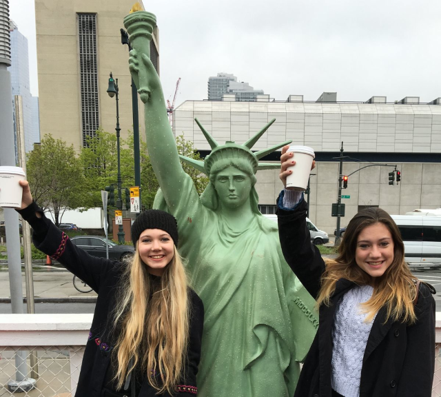 Teens travel tips for New York City