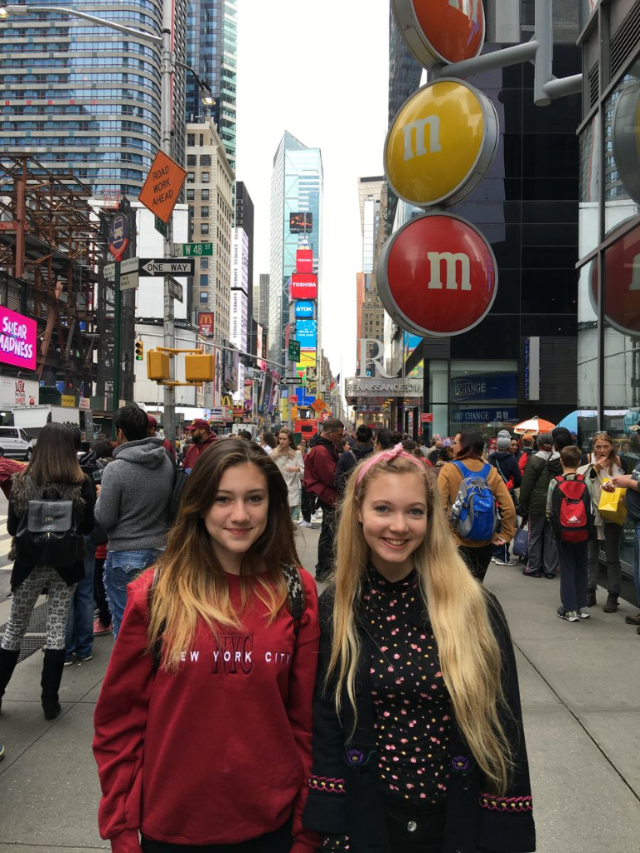 New York City Travel for Teens!