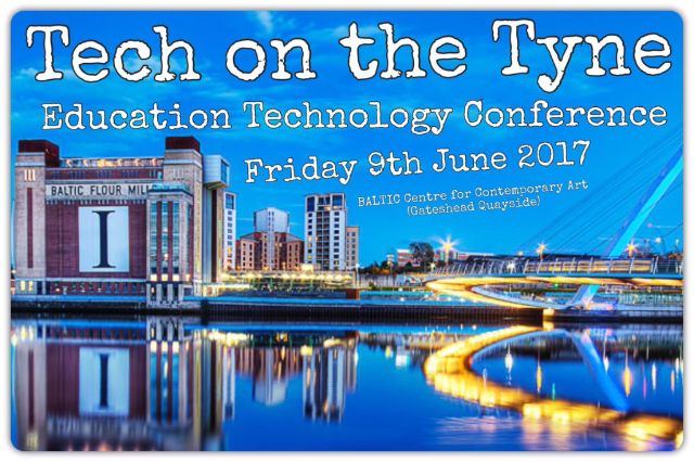 Mozart Dee is a keynote speaker at the Tech on the Tyne Conference