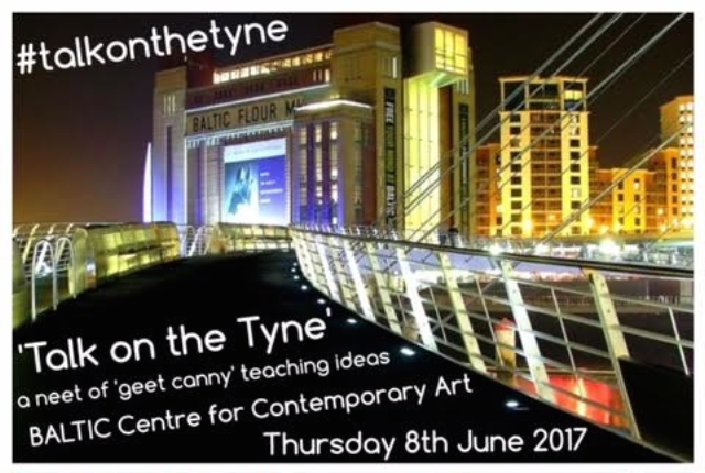 Mozart Dee singing and Keynote Speaker at Talk on the Tyne Conference