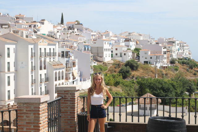 Back to the Most Beautiful Village in Spain