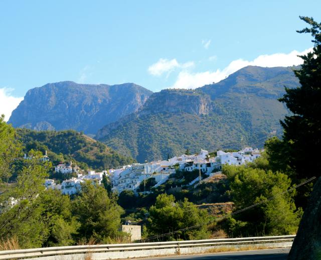 Frigiliana - Most Beautiful Village in Spain