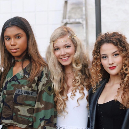 "Mozart Dee Stars in Brat series  ""The Talent Show"" with Sofie Dossi & Aliyah Moulden"