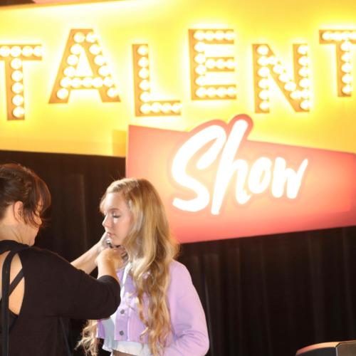 """mozart Dee Stars in Brat series  """"The Talent Show"""""""